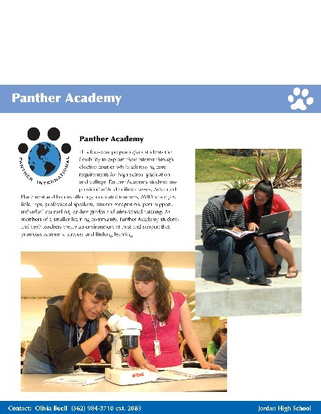 Panther Academy