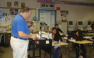 Guest speakers educate AIMS students about health related careers!