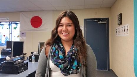 Ester Camacho - Treasurer