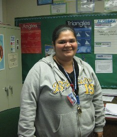 Maria Lopez-Sheldon - (Co-Department Head)