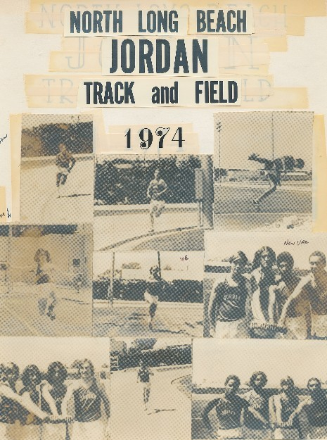 Joe Addy Pole Vault, Barry Welsch mile, Allan Parks sprints, Jim Mahoney Long Jump,