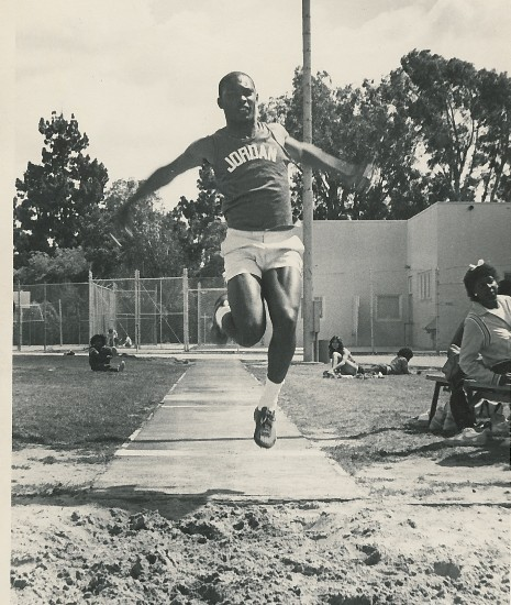 Triple Jump Record 49'8 1/2, UCLA football, New York Jets, Phoenix Cardinals