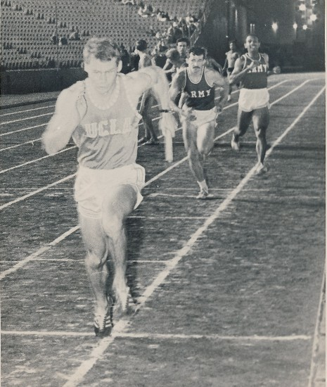 1969 All American Mile Relay UCLA